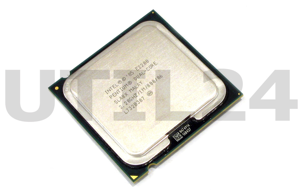 Процессор Intel® Dual™ Core (Socket LGA 775)