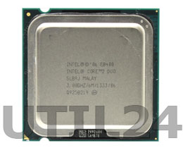 Процессор Intel® Core™ 2 Duo (Socket LGA 775)