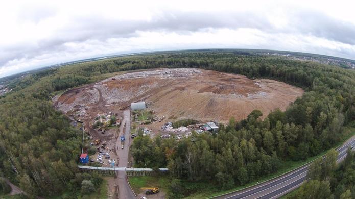 """""""ГазЭнергоСтрой"""" вложит 4 млрд в переработку отходов в регионе."""