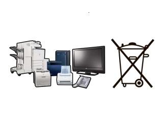 Утилизация принтеров, копиров и МФУ