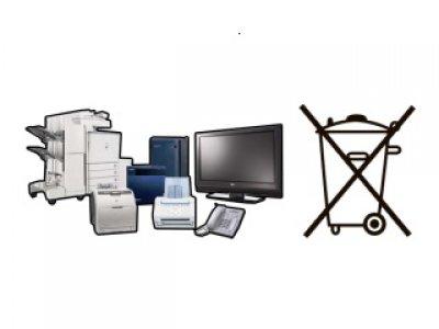 Вред электронных отходов для окружающей среды