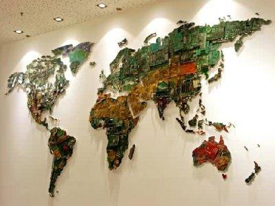 Утилизация в других странах