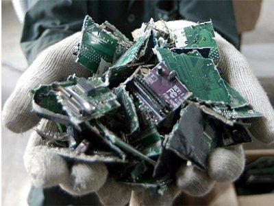 Оптовая скупка электронного лома
